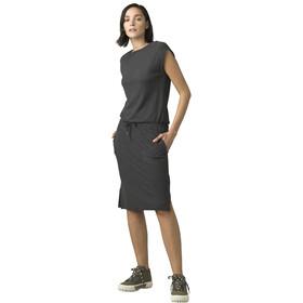 Prana Caris Cozy Up Dress Women charcoal heather